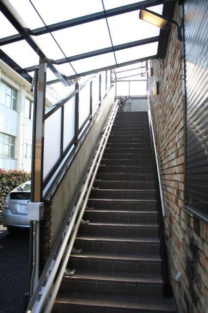 バリアフリー(椅子式階段昇降機)_e0207151_14102467.jpg