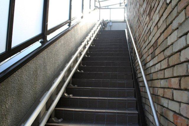 バリアフリー(椅子式階段昇降機)_e0207151_14103839.jpg