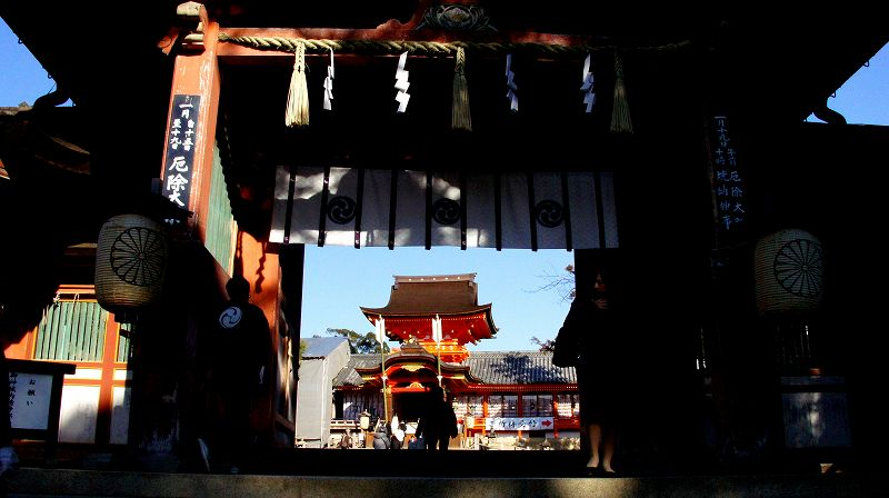 厄除大祭 焼納神事 (八幡 石清水八幡宮 ) (2011年01月19日)_c0119555_21111828.jpg