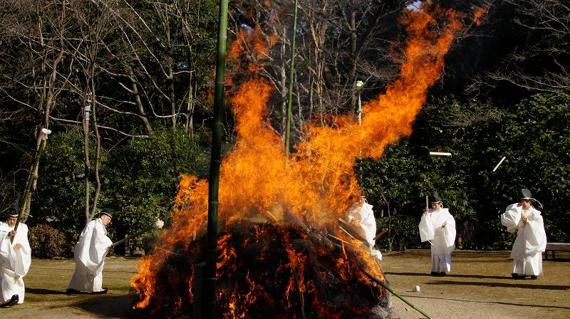 厄除大祭 焼納神事 (八幡 石清水八幡宮 ) (2011年01月19日)_c0119555_21124961.jpg