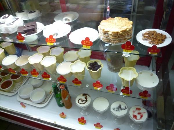 中国 北京 : 北京的特色甜品「奶酪」~北京名物ヨーグルトデザート_e0152073_0155030.jpg