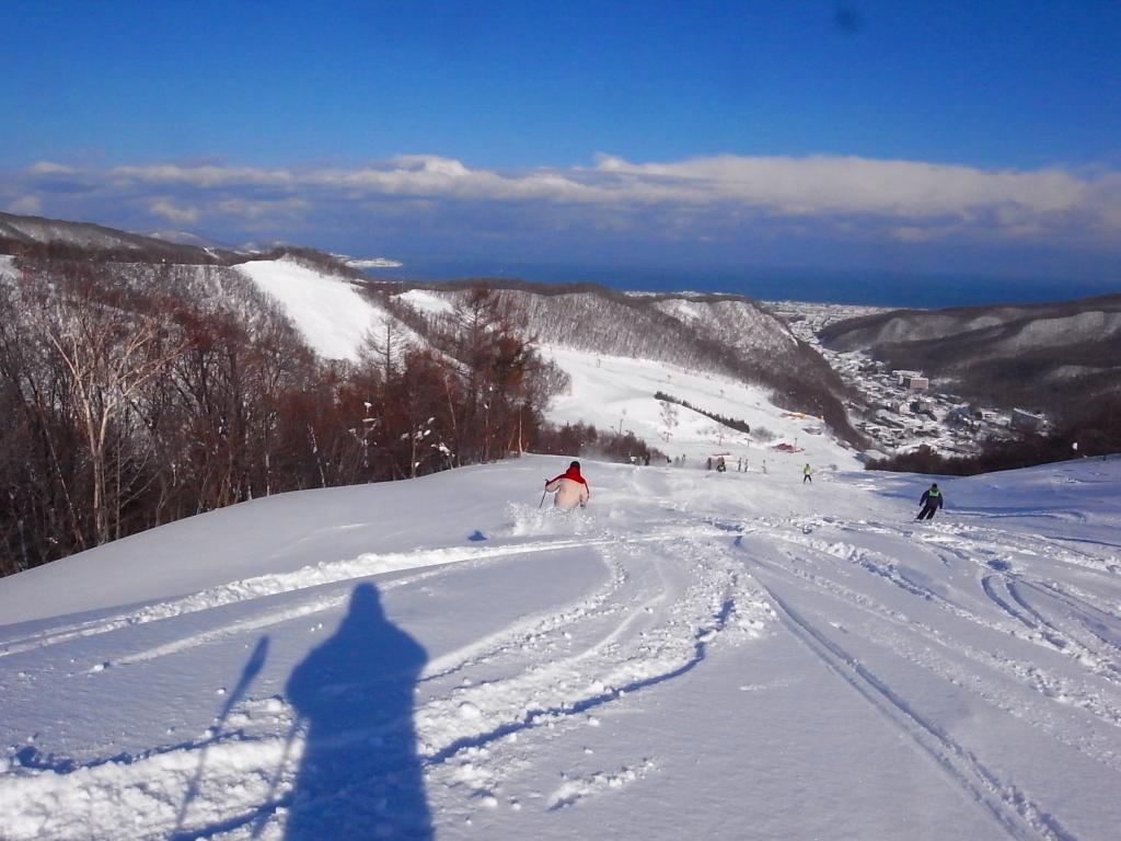 朝里川温泉スキー場_f0138096_19463871.jpg