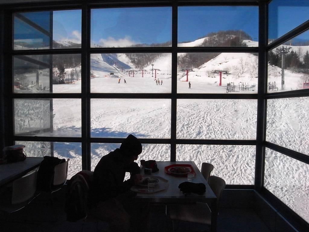 朝里川温泉スキー場_f0138096_19471685.jpg