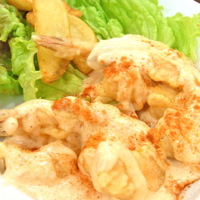 麺Dining セロリの花 田無店_a0016730_1252413.jpg