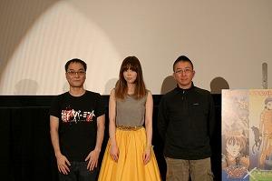 MEG、声優&主題歌をつとめたアニメのトークショーイベントが来月パリでも決定!_e0025035_2332773.jpg