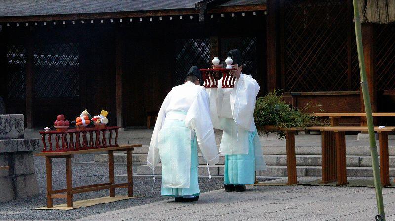 湯立神楽 (伏見 城南宮 ) (2011年01月20日)_c0119555_21181940.jpg