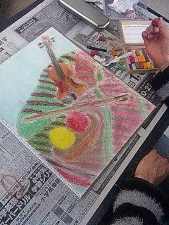 本日の絵画レッスン★_c0131063_16284222.jpg