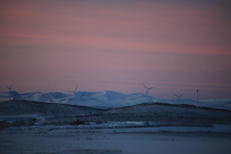 北極圏の雪景色_c0187779_8102471.jpg