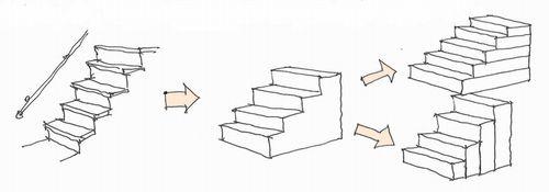 階段の描き方についての質問_c0159795_1571038.jpg