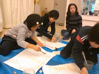松井山手教室~絵手紙つくり~_f0215199_22241830.jpg