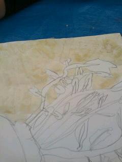 松井山手教室~絵手紙つくり~_f0215199_22305272.jpg