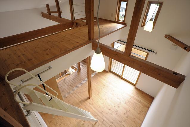 はじめての家づくり その22 ~基本設計 小屋裏の有効活用~ _b0146238_16164042.jpg