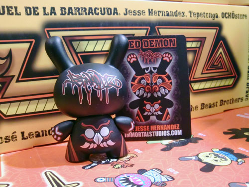 Dunny Azteca II、1/200が出た、おめでとう!_a0077842_19563149.jpg