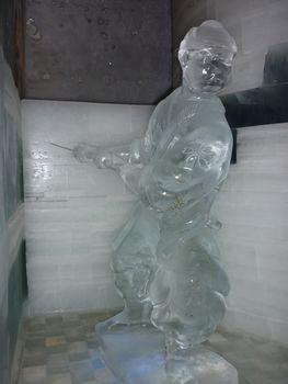 氷の彫刻博物館 (チェナ温泉)_b0135948_10124296.jpg