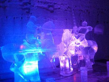 氷の彫刻博物館 (チェナ温泉)_b0135948_1013130.jpg