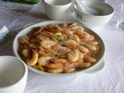 中国出張2010年12月-週末旅行-第一日目-朱家角鎮(III) 廊橋に繋がるレストランで昼食_c0153302_16443892.jpg