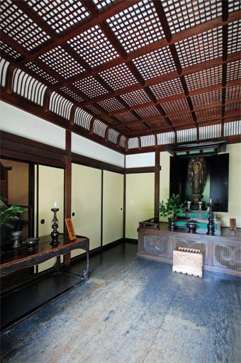 慈照寺東求堂について(2)_c0195909_9302221.jpg