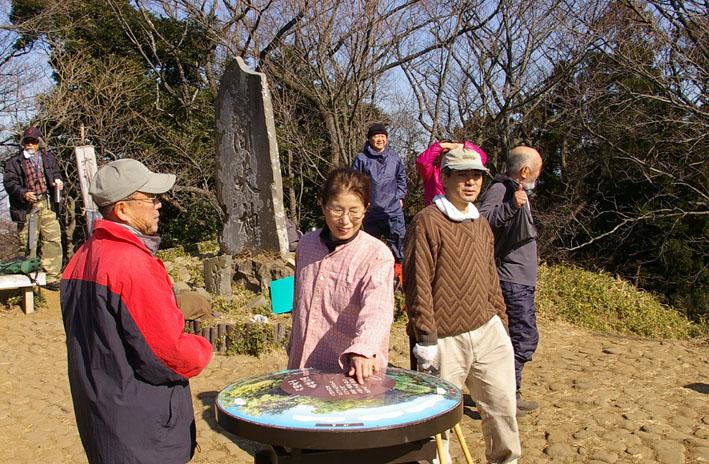 30名参加、六国見山森林公園の手入れスタート(1・22)_c0014967_19372111.jpg