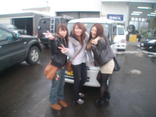 店長のニコニコブログ!週末のトミーモータース☆_b0127002_2154695.jpg