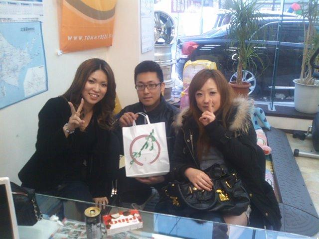 店長のニコニコブログ!週末のトミーモータース☆_b0127002_21583436.jpg