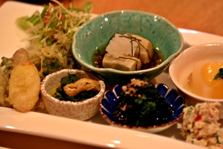 奈良  旬菜「ひより」で大和野菜を食す。_b0048834_13344934.jpg