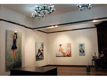 Solo exhibition news/ Andrew James Art Gallery_e0220436_22284758.jpg