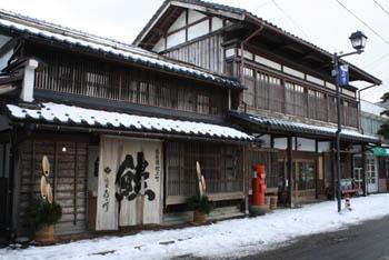 村上の喜っ川の町屋を瀬賀さんと訪ねました_d0178448_1534161.jpg