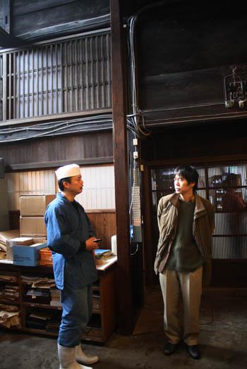 村上の喜っ川の町屋を瀬賀さんと訪ねました_d0178448_1571038.jpg
