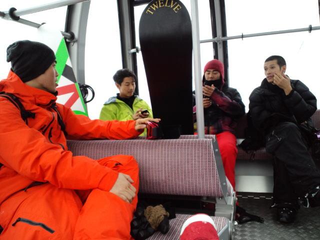 谷川岳天神平スキー場⭐️撮影_c0151965_1522326.jpg