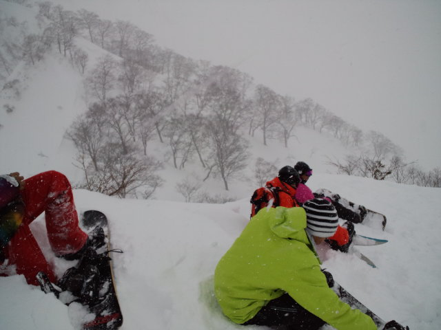 谷川岳天神平スキー場⭐️撮影_c0151965_15305113.jpg