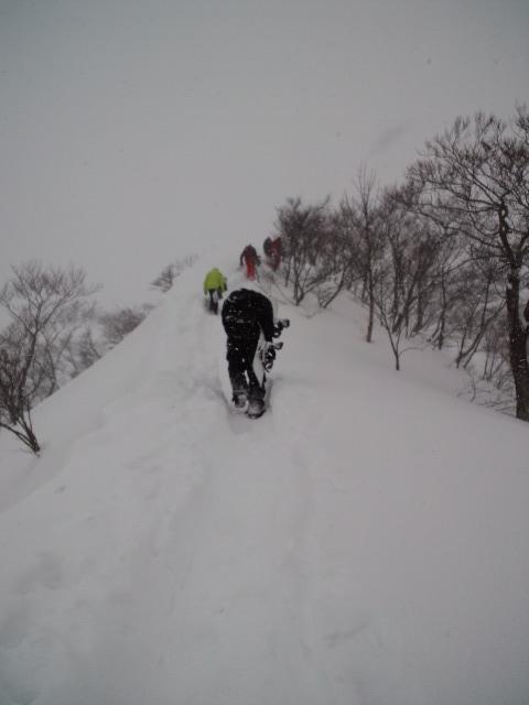 谷川岳天神平スキー場⭐️撮影_c0151965_15355690.jpg