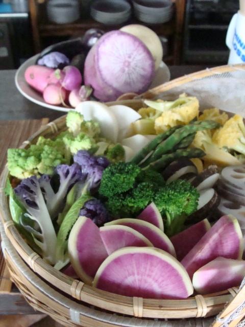 本日のお野菜_a0195373_1152712.jpg