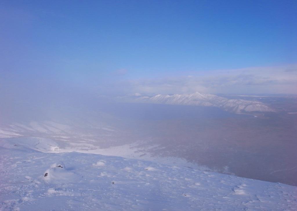 1月23日、樽前山_f0138096_17101166.jpg
