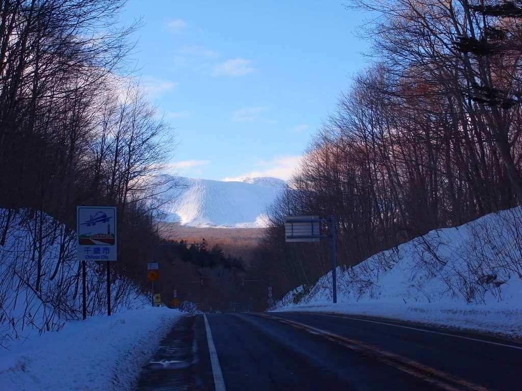 1月23日、樽前山_f0138096_1761591.jpg