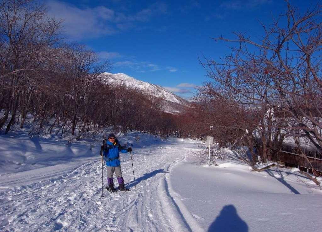 1月23日、樽前山_f0138096_1771592.jpg