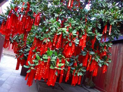 中国出張2010年12月-週末旅行-第一日目-朱家角鎮(IV) 円津禅院、城隍廟、北大街 _c0153302_0104751.jpg
