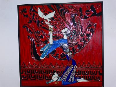 中国出張2010年12月-週末旅行-第一日目-朱家角鎮(IV) 円津禅院、城隍廟、北大街 _c0153302_0153059.jpg