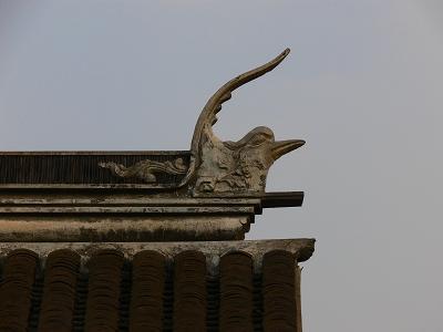 中国出張2010年12月-週末旅行-第一日目-朱家角鎮(IV) 円津禅院、城隍廟、北大街 _c0153302_084116.jpg
