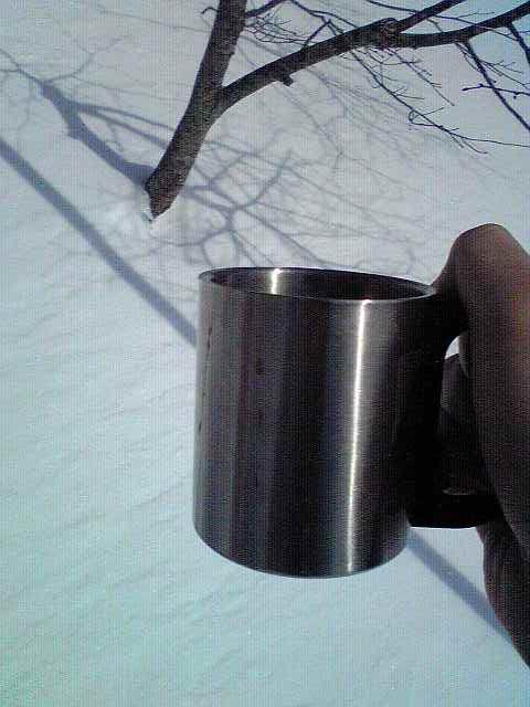 山頂モーニングコーヒー_c0183104_9553945.jpg
