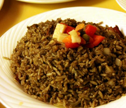 """NYで南米を食べる-豆屋こと""""LA TAZA DE ORO""""_b0007805_1530916.jpg"""