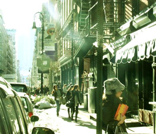 感性を刺激するニューヨークのSohoをお散歩_b0007805_17414677.jpg
