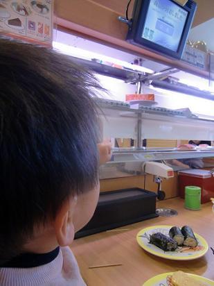 かっぱ寿司の新幹線_a0128408_09782.jpg