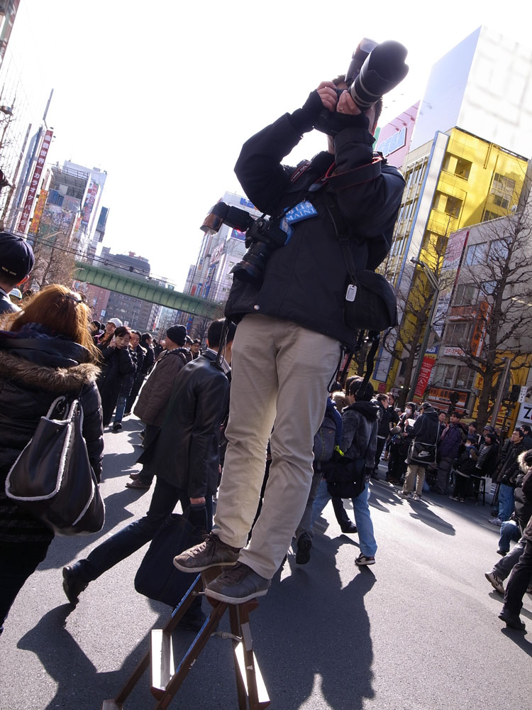 アキバの歩行者天国_e0004009_134075.jpg