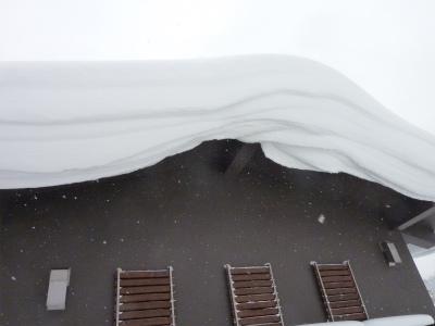 議会有志で鳥海の豪雪状況視察_b0084826_14472473.jpg