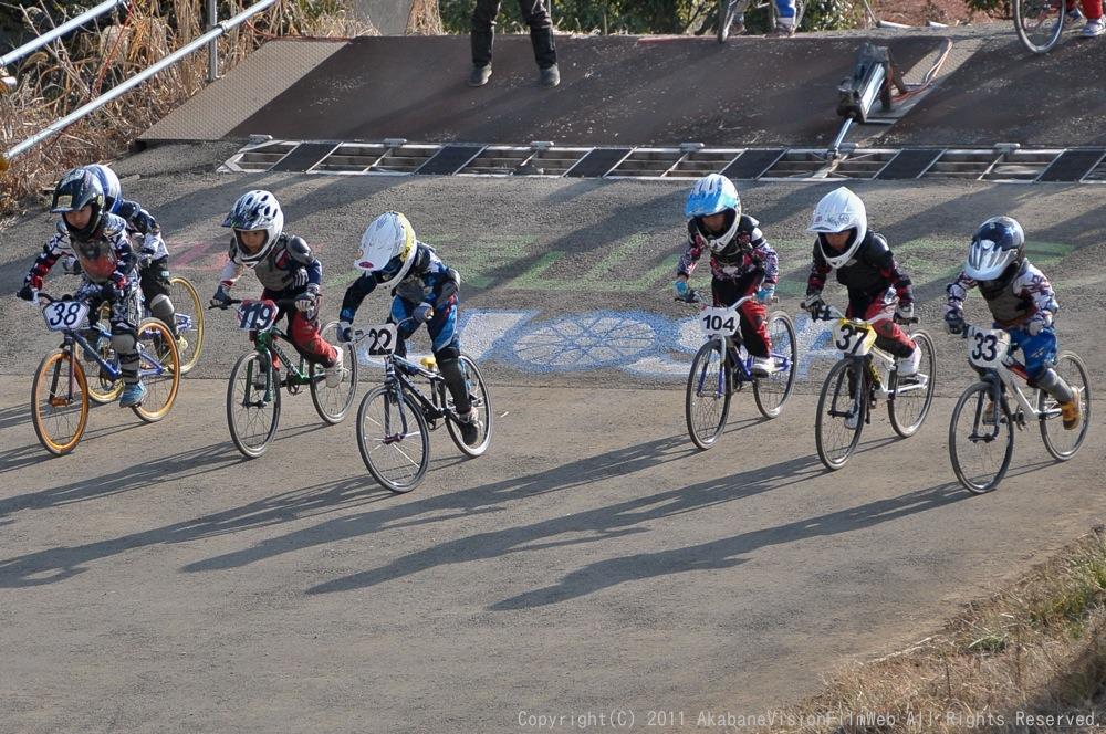 2011JOSF緑山オープニングレース(1月定期戦)VOL7:ミルキー6.7決勝_b0065730_20472678.jpg