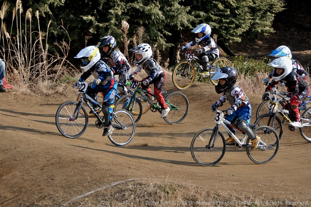 2011JOSF緑山オープニングレース(1月定期戦)VOL7:ミルキー6.7決勝_b0065730_20483994.jpg