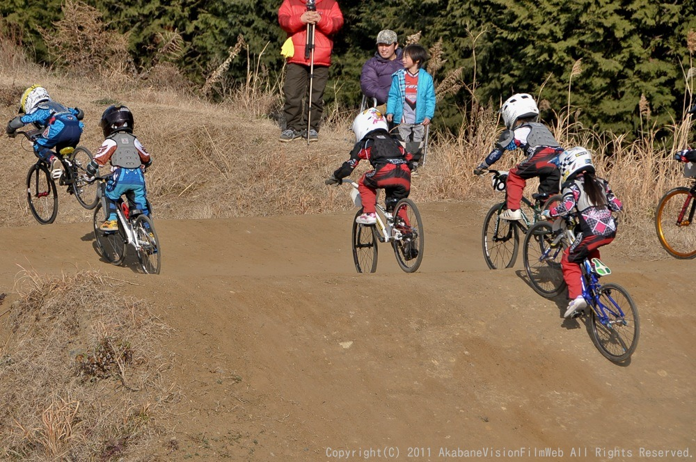 2011JOSF緑山オープニングレース(1月定期戦)VOL7:ミルキー6.7決勝_b0065730_20493176.jpg