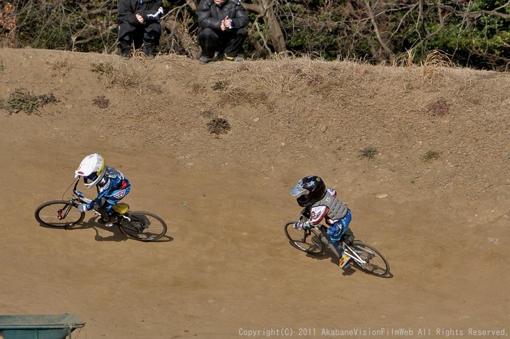 2011JOSF緑山オープニングレース(1月定期戦)VOL7:ミルキー6.7決勝_b0065730_20494317.jpg