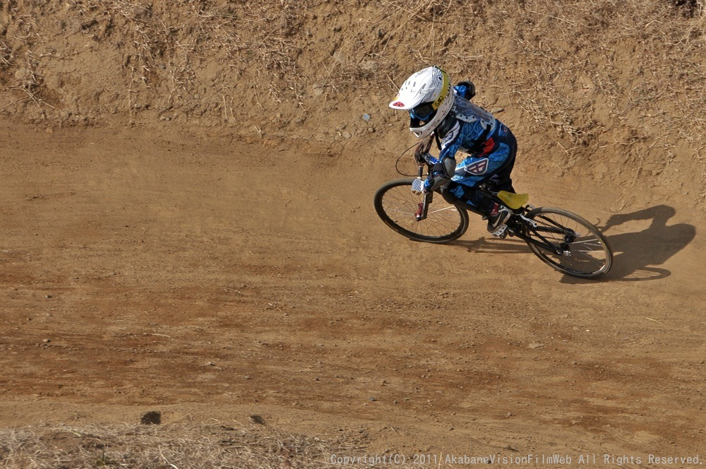 2011JOSF緑山オープニングレース(1月定期戦)VOL7:ミルキー6.7決勝_b0065730_20521250.jpg