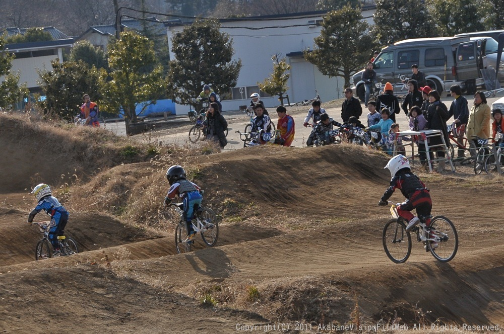 2011JOSF緑山オープニングレース(1月定期戦)VOL7:ミルキー6.7決勝_b0065730_2053398.jpg